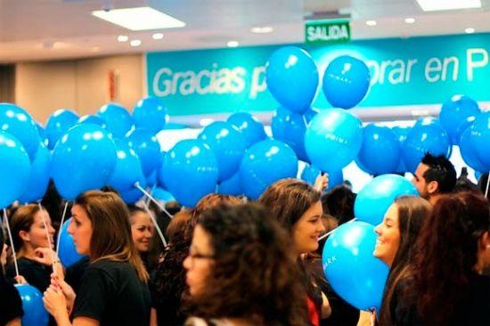 Tenerife tienda en inauguración