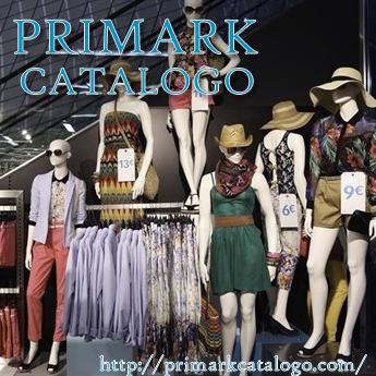 Catálogo de Primark online España
