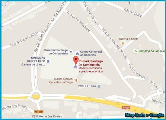 Primark Santiago