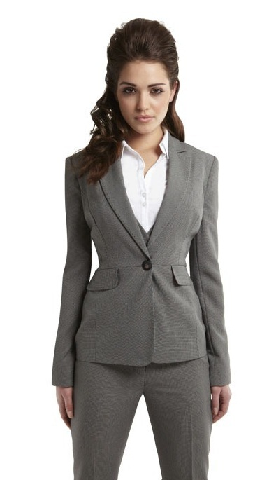 primark catalogo traje gris