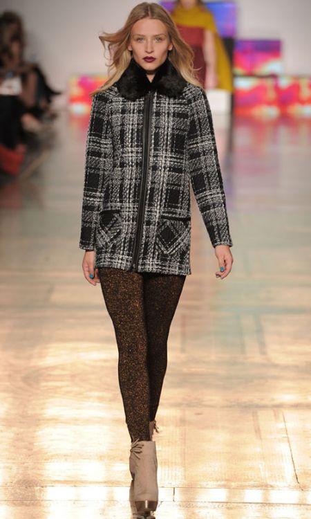 Primark chaqueta otoño invierno de color y elegancia