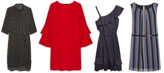Vestidos Primark cortos