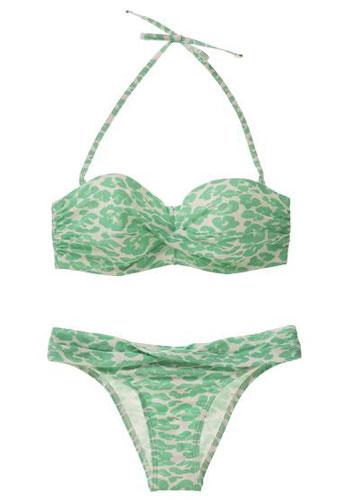 Bikini verde Primark online