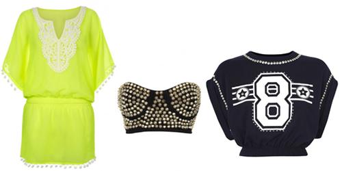 Tops Primark camisetas de mujer verano 2013