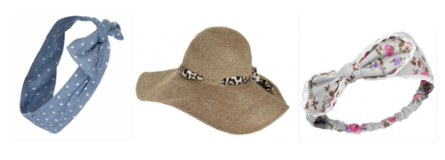 Primark sombreros y tocados