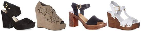 Primark sandalias y zapatos de verano