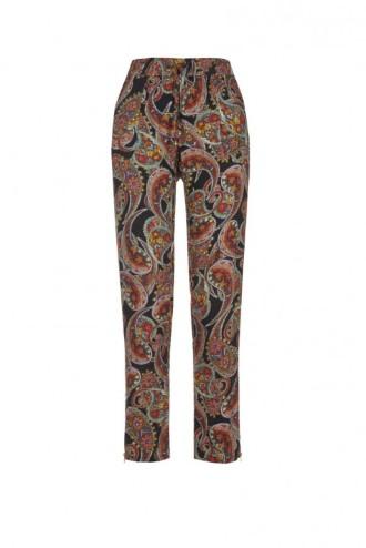pantalon estilo hippie