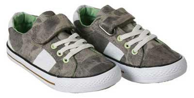 Gris zapatos niño o niña