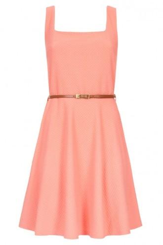 vestido primark color rosa