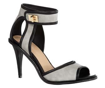 Zapatos y sandalias de mujer grises