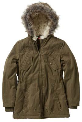 chaqueta con capucha de niño 2013