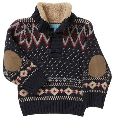 jersey de niño otoño invierno 2013