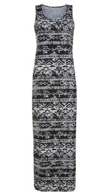 online vestido invernal largo