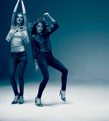 Diseño jeans Denim