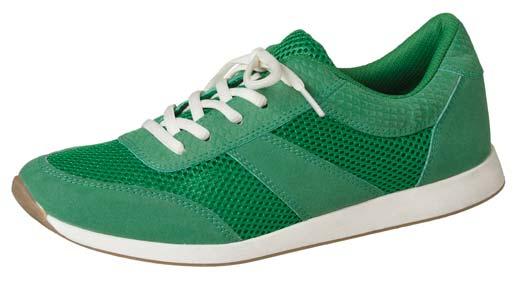 Zapatillas deportivas verdes