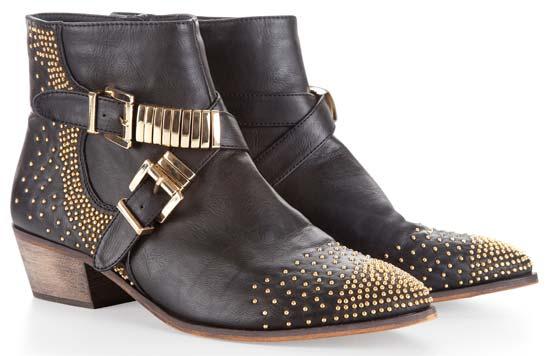 Zapatos tacones Primark otoño invierno 2013 2014