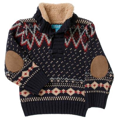 Jersey de niño de abrigo