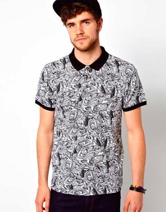 Diseños de ropa de hombres y camisetas en Primark