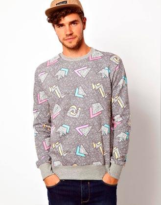 Ropa de hombres jerseis juveniles