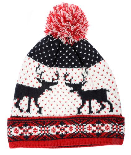 Gorro de Navidad de abrigo