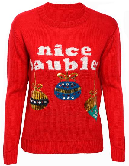 Navidad jersey de hombre