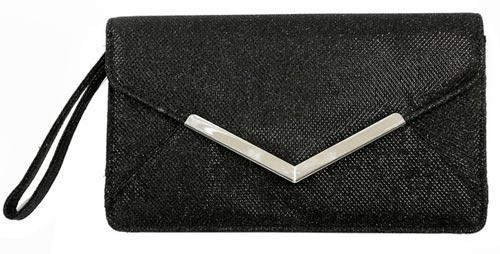 Hermoso bolso de mano de mujer