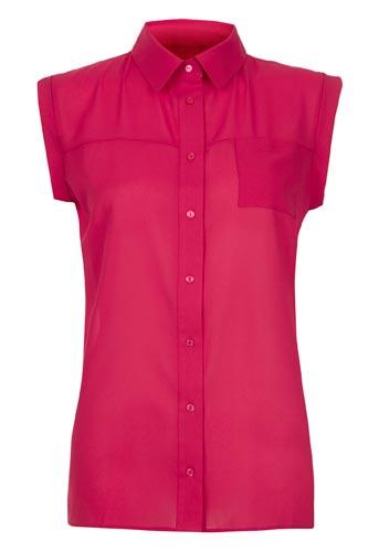 Blusa de mujer sin mangas