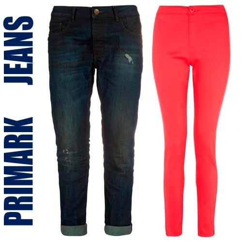 bbb2476992 Lo nuevo en jeans para mujer del catálogo Primark
