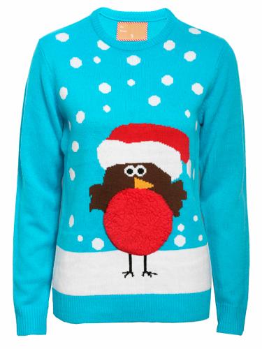 Hermoso jersey navideño