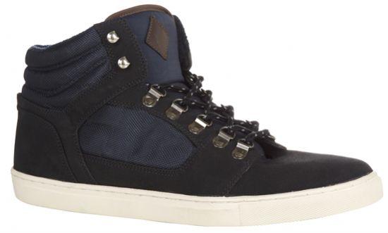 Zapatillas de hombre Navy