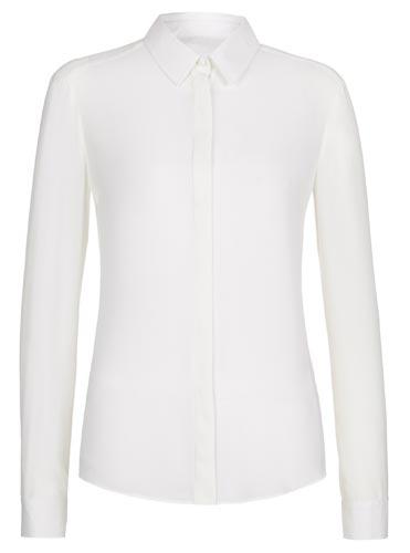 Camisa blanca ideal para oficina