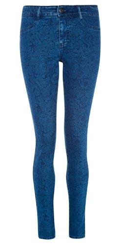 Diversos modelos de pantalones