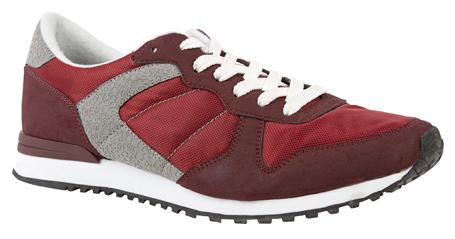 Propuesta de deporte en zapatillas