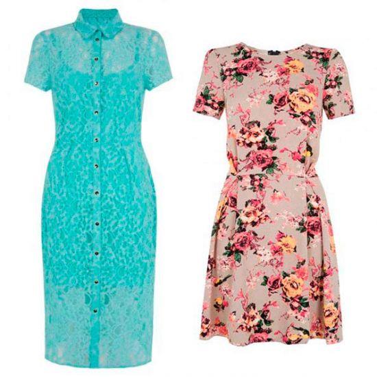 Elige tu vestido corto