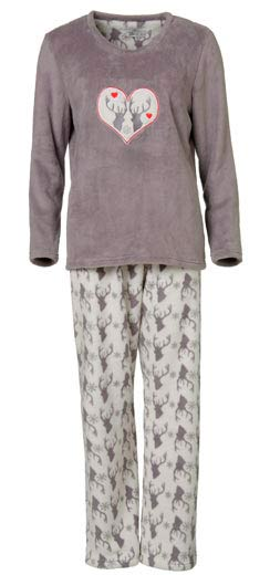 Pijama más abrigado para el verano