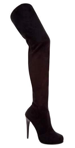 Largas botas de mujer para salir