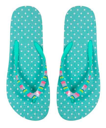 Precios de sandalias de mujer