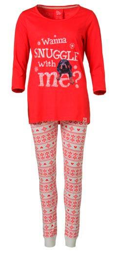 Primark pijamas de mujer con frases y motivos variados