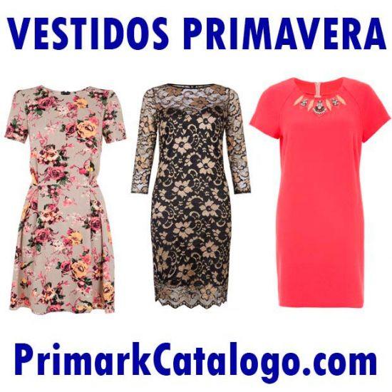 Vestidos primaverales de mujer
