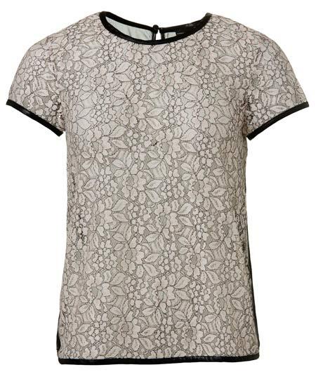 Increíble oferta de una blusa floreada