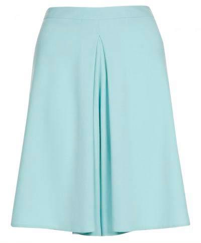 Falda ideal para la oficina