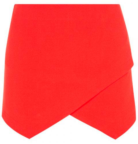 Primark faldas rojas