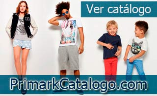 Catálogo de Primark ropa y ofertas