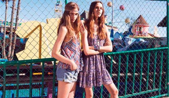 Shorts y blusas verano