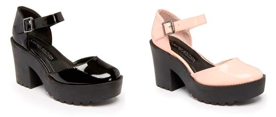 Zapatos sensuales de mujer