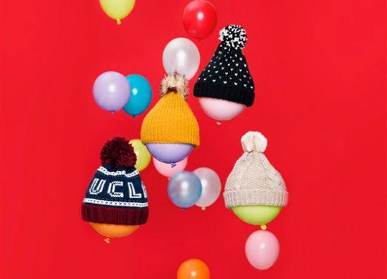 Navidad Primark sombreros invierno