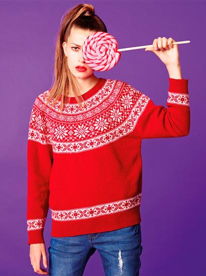 Catalogo mujer Navidad