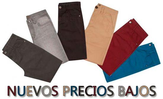 Pantalones a precios bajos