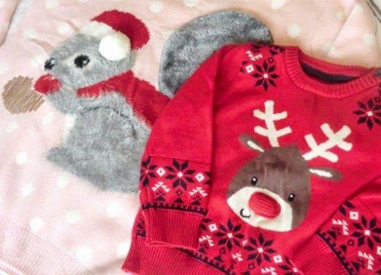 Disfruta de los jerseis de Navidad