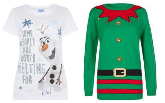 Jersey y Pijama de mujer ropa de navidad